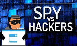 Difference between Hacking and Spying